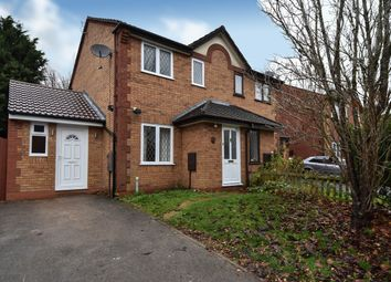 Thumbnail 2 bed semi-detached house for sale in Knowesley Close, Bromsgrove