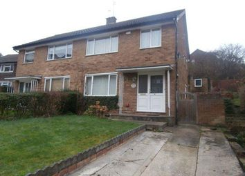 Thumbnail 3 bedroom semi-detached house to rent in High Wycombe, Buckinghamshire