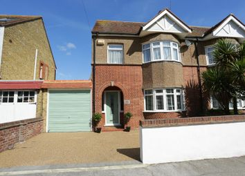 3 bed semi-detached house for sale in St. Mildreds Road, Ramsgate CT11