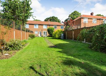 Thumbnail 3 bed terraced house for sale in Mousehold Avenue, Norwich