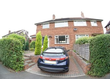 Thumbnail 3 bedroom semi-detached house to rent in Ghyll Road, Leeds