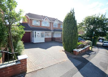 Thumbnail 3 bed semi-detached house for sale in Cutlers Rough Close, Northfield, Birmingham