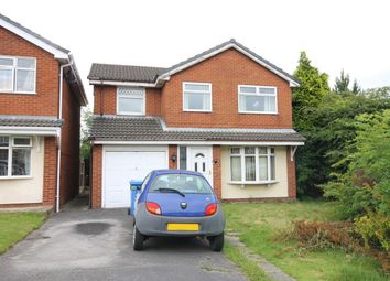 Thumbnail 3 bed detached house for sale in Chilington Avenue, Widnes