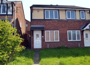 Thumbnail 2 bed semi-detached house for sale in Shelley Drive, Erdington, Birmingham
