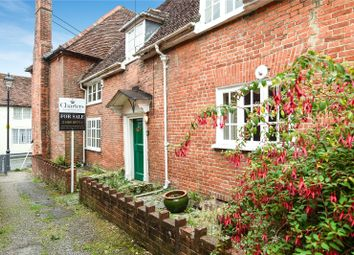 Thumbnail 3 bed semi-detached house for sale in Bank Street, Bishops Waltham, Southampton, Hampshire