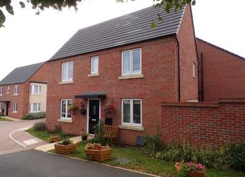 Thumbnail 3 bed detached house for sale in Balmoral Close, St. Crispins, Duston, Northampton