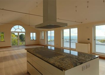 Thumbnail 2 bed flat for sale in Penthouse Apartment, 32 One St Julian's Avenue, St Peter Port