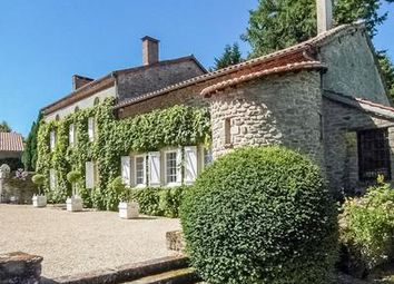 Thumbnail 8 bed country house for sale in Thouron, Haute-Vienne, France