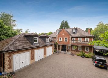 Thumbnail 6 bed detached house to rent in Heath Rise, Virginia Water, Surrey