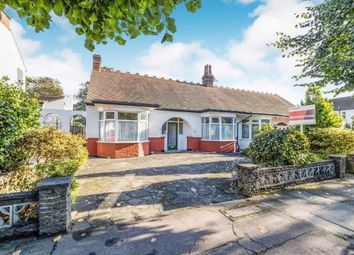 Thumbnail 2 bed bungalow for sale in Brandville Gardens, Barkingside, Ilford