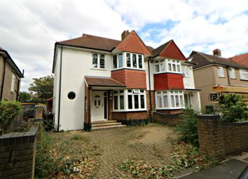 3 bed semi-detached house for sale in Beachborough Road, Bromley, Kent BR1