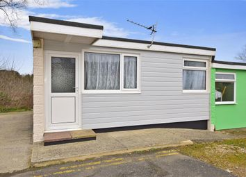 Thumbnail 2 bedroom bungalow for sale in Sandown Bay Holiday Centre, Sandown, Isle Of Wight