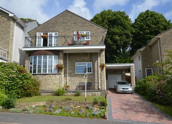 Thumbnail 4 bed detached house for sale in Manor Valley, Weston-Super-Mare