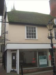 Thumbnail Office to let in 2nd Floor Offices, 57 High Street, Ashford