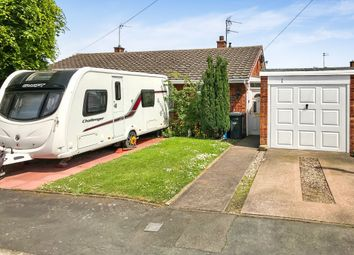 Thumbnail 2 bed semi-detached bungalow for sale in Vale Rise, Penkridge, Stafford