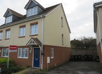 Thumbnail 4 Bedroom Semi Detached House For Sale In Verde Close Luton