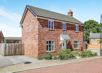 Thumbnail 3 bed detached house for sale in Lon Yr Helyg, Coity, Bridgend