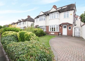 Thumbnail 4 bed semi-detached house to rent in Eden Park Avenue, Beckenham