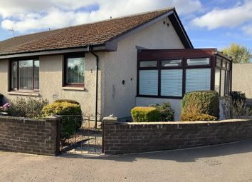 Thumbnail 2 bed semi-detached bungalow for sale in Dunrossie Terrace, Montrose
