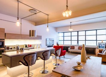 Thumbnail 2 bed flat for sale in Marshall Street, Birmingham