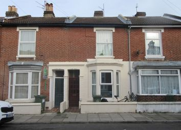 Thumbnail 1 bedroom terraced house to rent in Playfair Road, Southsea
