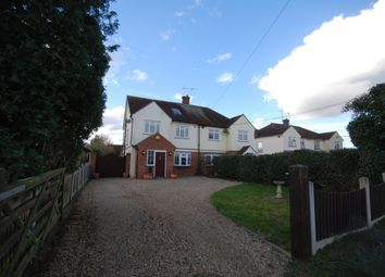 Thumbnail 4 bed semi-detached house for sale in Vicarage Lane, Great Baddow, Chelmsford