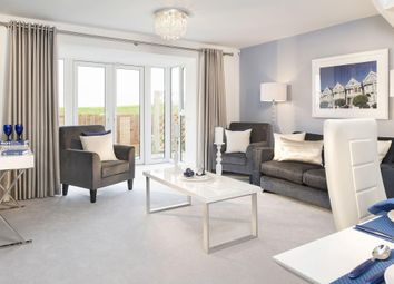 "Thumbnail 3 bed semi-detached house for sale in ""Bampton"" at Kepple Lane, Garstang, Preston"