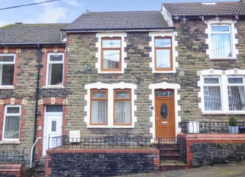 Thumbnail 3 bed terraced house for sale in Woodville Road, Cwm, Ebbw Vale