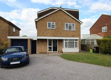 Thumbnail 5 bedroom detached house for sale in Braikenridge Close, Clevedon