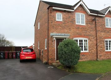 Thumbnail 3 bed semi-detached house to rent in Wagstaffe Close, Fernhurst Farm