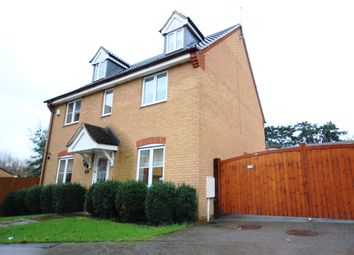 Thumbnail 5 bedroom detached house for sale in Malham Drive, Kettering