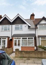 Thumbnail 3 bed terraced house to rent in Park Road, Bearwood, Smethwick