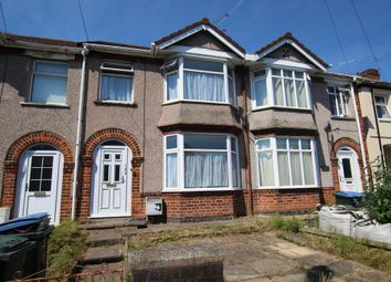 Thumbnail 3 bedroom terraced house for sale in Torrington Avenue, Coventry