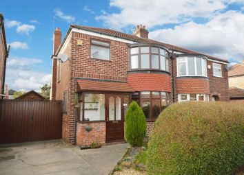 Thumbnail 3 bed semi-detached house for sale in Rosslyn Road, Heald Green, Cheadle