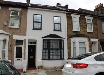 Thumbnail 3 bed terraced house to rent in Vernon Road, London