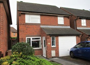 Thumbnail 3 bed detached house for sale in Surbiton Court, West Hallam, Ilkeston