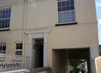Thumbnail 2 bed flat to rent in Fore Street, Plymouth