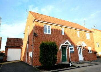 Thumbnail 3 bed semi-detached house for sale in Brookfield, West Allotment, Newcastle Upon Tyne