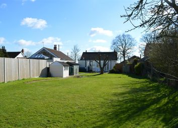 Thumbnail 2 bed detached bungalow for sale in Hubberts Bridge Road, Kirton Holme, Boston