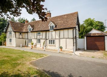 Thumbnail 4 bed cottage for sale in Manor Road, Barton-Le-Clay, Near Hitchin, Hertfordshire