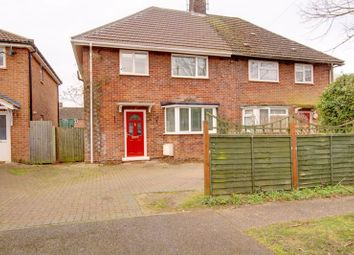 Thumbnail 4 bed property for sale in Coronation Avenue, West Winch, King's Lynn
