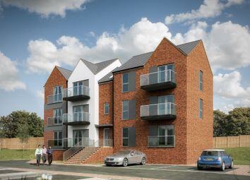 "Thumbnail 2 bed flat for sale in ""The Apartment"" at Neath Road, Landore, Swansea"