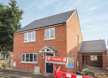 Thumbnail 3 bedroom detached house for sale in Brook Street, Thurmaston, Leicester