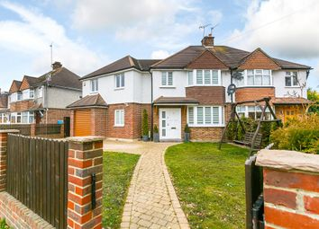 Thumbnail 4 bed semi-detached house to rent in Canada Road, Cobham
