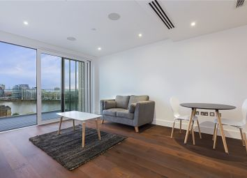 Thumbnail 1 bedroom flat for sale in Westbourne Apartments, Fulham Riverside, Central Avenue, London