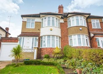 Thumbnail 3 bed semi-detached house for sale in Brookside South, East Barnet, Barnet, .