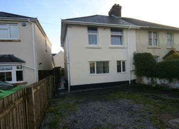 Thumbnail 2 bed flat to rent in Gower Road, Upper Killay