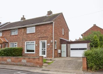 Thumbnail 2 bed semi-detached house to rent in Woodhall Drive, Lincoln