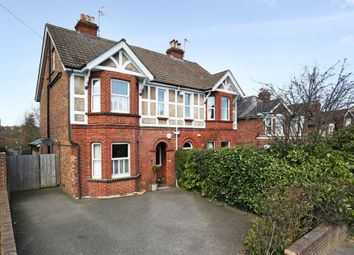 Thumbnail 5 bed semi-detached house for sale in Upper Grosvenor Road, Tunbridge Wells