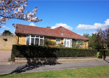 Thumbnail 3 bed semi-detached bungalow for sale in West Heath Road, Farnborough